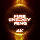 Fire Energy Ring