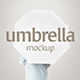 Umbrella Mockup - GraphicRiver Item for Sale
