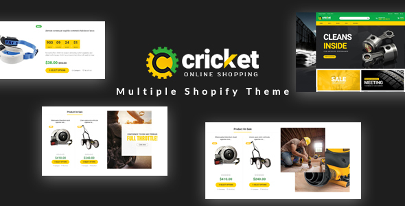 Image of Ap Cricket Shopify Theme