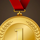 7 Gold Medal Set - GraphicRiver Item for Sale