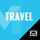 Travel - Responsive Tour & Travel Email Template - ThemeForest Item for Sale