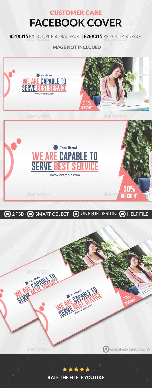 Customer Care Facebook Cover - Facebook Timeline Covers Social Media