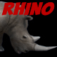 3D Rhino Eating - VideoHive Item for Sale
