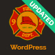 Fire Department, Fire Station and Security WP Theme Nulled