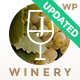 Jardi | Winery, Vineyard & Wine Shop - ThemeForest Item for Sale