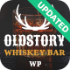 OldStory - Whisky Bar | Pub | Restaurant WordPress Theme - ThemeForest Item for Sale