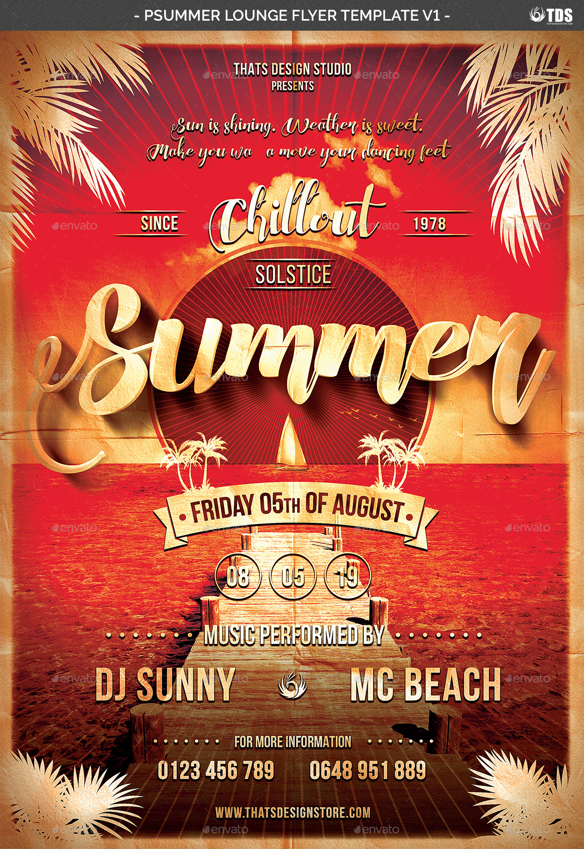 01_Summer Lounge Flyer Template V1 02_Summer Lounge Flyer Template  V1 03_Summer Lounge Flyer Template V1 ...