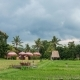 of Romantic Honeymoon Place on a Rice Terrace, Tropical Bali Island, Indonesia - VideoHive Item for Sale