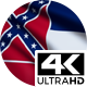 Flag 4K Mississippi On Realistic Looping Animation With Highly Detailed Fabric - VideoHive Item for Sale