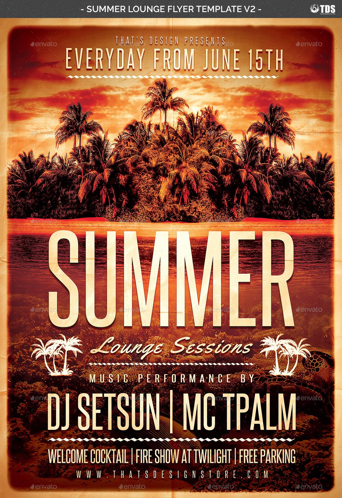 Good 01_Summer Lounge Flyer Template V2 02_Summer Lounge Flyer Template  V2 03_Summer Lounge Flyer Template V2 ...