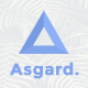 Asgard - WordPress Multiple Authors Blog Theme Nulled