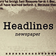 Old Newspapers Headlines - VideoHive Item for Sale