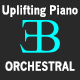 Uplifting Piano with Orchestra and Percussions - AudioJungle Item for Sale