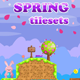 Platformer Tileset for Spring 2D Game