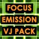 Focus - Emission. Seamless VJ Loop Pack - VideoHive Item for Sale