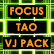 Focus - Tao. Seamless VJ Loop Pack - VideoHive Item for Sale