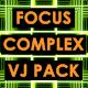 Focus - Complex. Seamless VJ Loop Pack - VideoHive Item for Sale