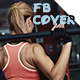 Jym Fitness Facebook Cover - GraphicRiver Item for Sale