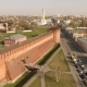 Journey Through the Golden Ring, the Kremlin Wall, Orthodox Cathedral - VideoHive Item for Sale