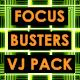 Focus - Busters Seamless VJ Loop Pack - VideoHive Item for Sale