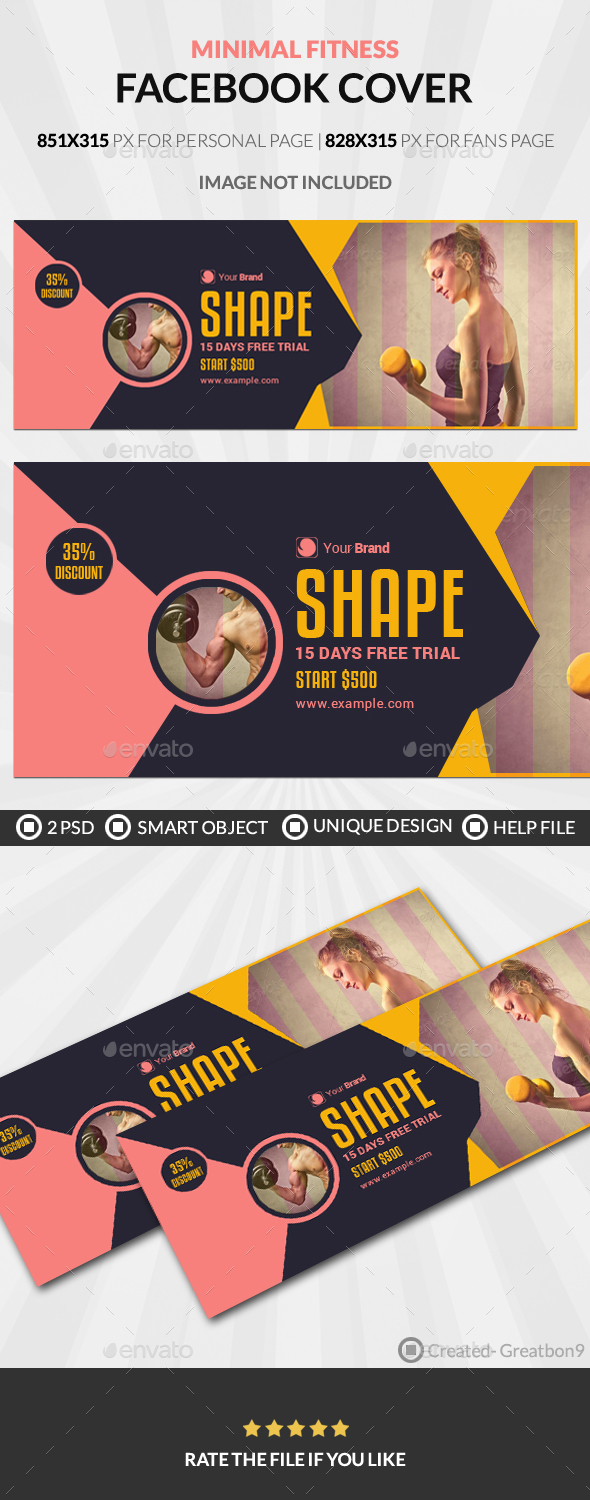 Fitness Facebook Cover - Facebook Timeline Covers Social Media
