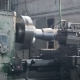 Milling Machine in Operation