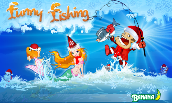 Funny Fishing - CodeCanyon Item for Sale