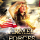 Armed Forces Day Flyer - GraphicRiver Item for Sale