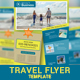 Travel Flyer Template - GraphicRiver Item for Sale