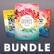 Tropical Flyer Bundle - GraphicRiver Item for Sale