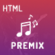 Premix - Music Event HTML5 Template - ThemeForest Item for Sale