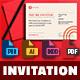 Invitation Card - GraphicRiver Item for Sale