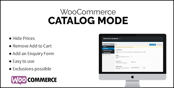WooCommerce Product Catalog Mode - CodeCanyon Item for Sale
