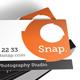 Snap Business Card - Portrait and Landscape - GraphicRiver Item for Sale