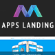 MobiAPP -  App Landing Page - ThemeForest Item for Sale