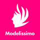 Modelissimo - Model Agency / Fashion Portfolio Onepage Muse Template Nulled