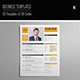 CV Template v2 US Letter - GraphicRiver Item for Sale