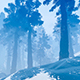 The Forest In Winter Day 1 - VideoHive Item for Sale