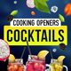 Cooking Design Pack - Cocktails - VideoHive Item for Sale