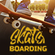 Skateboarding Community & Store - ThemeForest Item for Sale
