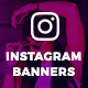 Creative Instagram Post Banners - GraphicRiver Item for Sale