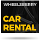 Wheelsberry – Car Rental WordPress Theme / Landing Page - ThemeForest Item for Sale