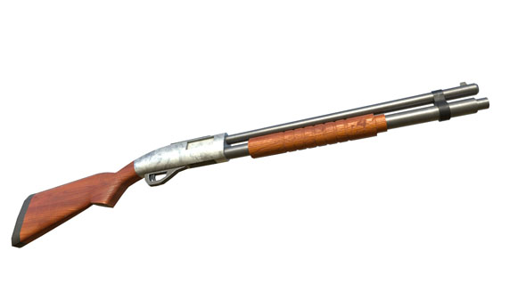 remington - 3DOcean Item for Sale