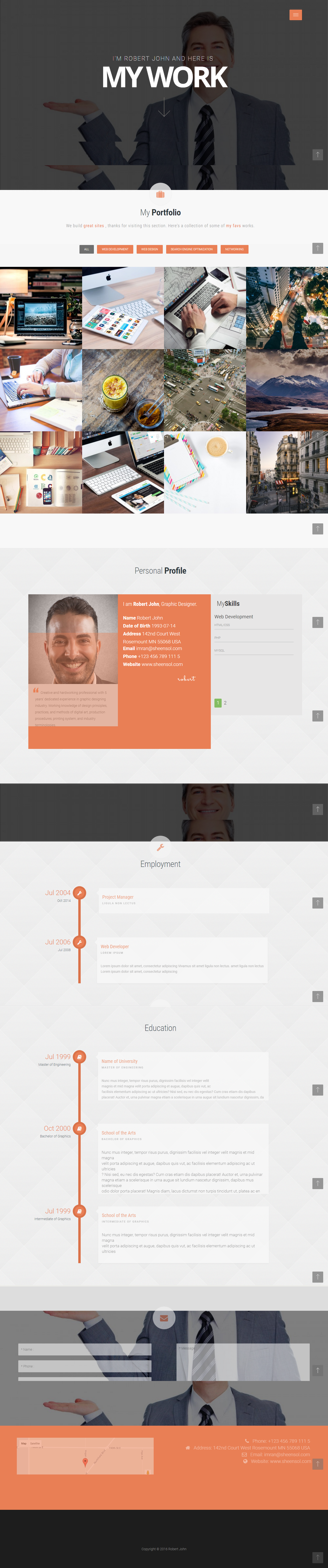 Premium - Multiuser Resume Manager by sheensol | CodeCanyon