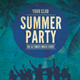 Summer Party - GraphicRiver Item for Sale