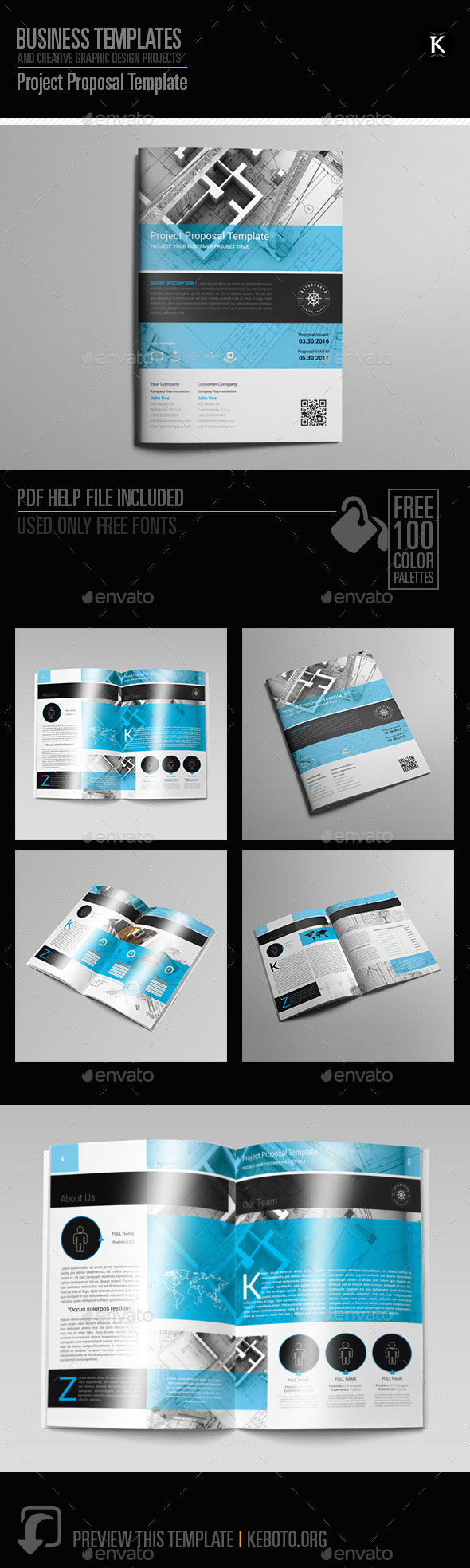 project proposal graphic design