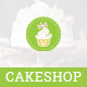 Gon CakeShop – Responsive WooCommerce WordPress Theme - ThemeForest Item for Sale