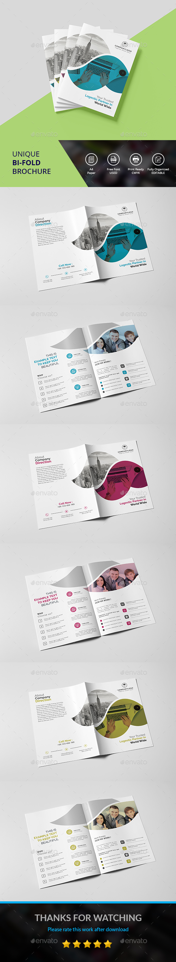 Unique Brochure - Corporate Brochures
