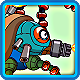 Squid Robot Boss Enemy - GraphicRiver Item for Sale