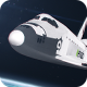 Space Shuttle Orbiting Earth - VideoHive Item for Sale